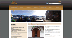 Preview of hotel-surselva.ch