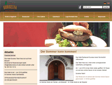 Tablet Preview of hotel-surselva.ch